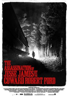 """🎬 The Assassination of Jesse James by the Coward Robert Ford -Director: Andrew Dominik -Metacritic: 68 -IMDb: -Roger Ebert: . 🎭 """" I ain't never seen you without your guns, neither. [Jesse removes a towel, revealing his gun] """" . Best Movie Posters, Movie Titles, Movie Poster Art, Film Posters, Film Movie, Poster Wall, Assassination Of Jesse James, Perfect Movie, Lone Ranger"""