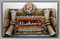 Thakurs name plate