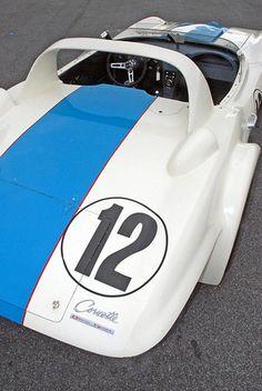 1963 Corvette Grand Sport #002 at the Simeone Foundation Automotive Museum
