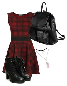 """Sturffffff cx"" by angelofthefallen ❤ liked on Polyvore featuring PARENTESI"