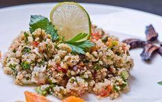 Taboulé de quinoa aux figues et abricots secs | Défi veggie