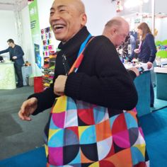 at Ambiente Frankfurt tradeshow with good vibes. Thanks for visiting!