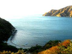 Una Hermosa vista #Playa #Colombia @Dituristico