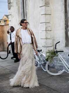 Jenna Lyons may well have been the best-dressed guest at Solange Knowles' wedding in New Orleans...