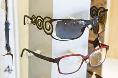 OVVO Optics: family-owned independent design for men and women, sun and ophthalmic.