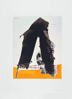 Robert Motherwell, 'Untitled (from Basque Suite),' 1971, Bernard Jacobson Gallery
