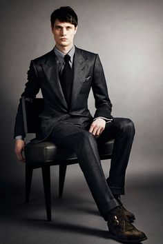 Fall 2014 Tom Ford Collection