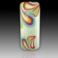 Psychedelic Style Nail Art Sticker!