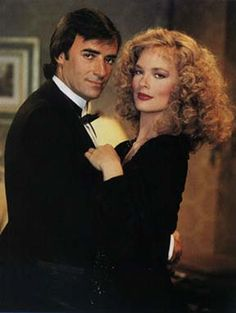 Tony and Anna DiMera, Days of our Lives Casting Pics, Valley Girls, Soap Stars, Movie Couples, Now And Forever, Days Of Our Lives, The Good Old Days, Reality Tv, Best Tv