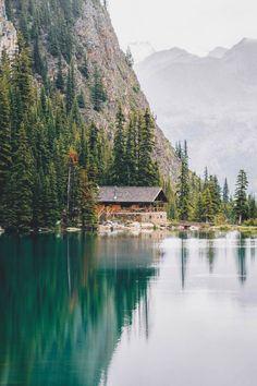 Banff National Park by Stevin Tuchiwsky