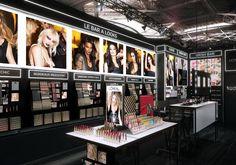 #ELLEBeautySpot : Barbara Palvin à l'inauguration de la première boutique L'Oréal Paris
