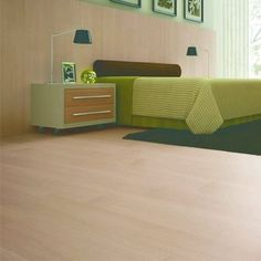 Piso Laminado Eucafloor Prime 7mm x 19,7cm x 1,35m (m²) - R$ 31,90 m2 Cor: Carvalho Maiorca