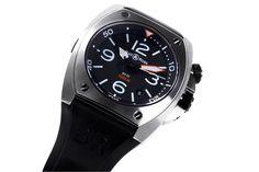 Bell & Ross BR02 Marine Diving Watch