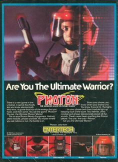 Photon, The Ultimate Game on Planet Earth