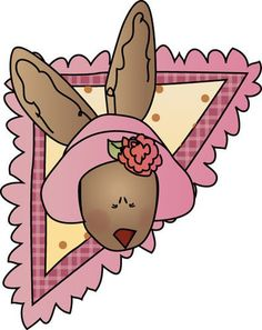 Imagenes Country 3. | Creaciones Claudia Art Clipart, Hare, Bowser, Pikachu, Projects To Try, Bunny, Clip Art, Country, Fictional Characters