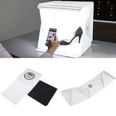 foldable lightbox portable light room photo studio photography
