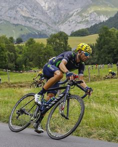 Alejandro Valverde Stage 19 Tour de France 2016 @bettiniphoto