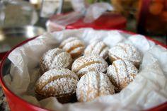 Oreshki, Ukrainian cookies