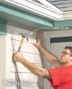 James Hardie Instructions Siding Installation Lowes Com Videos Installing Posts And Panels