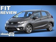 2015 Honda Fit Review Youtube