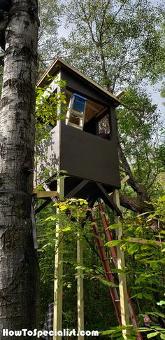 Building a deer tower for my son and I with your plans with a little bit of changes. Coyote Hunting, Archery Hunting, Pheasant Hunting, Deer Blind Plans, Saltwater Fishing, Kayak Fishing, Deer Camp, Diy Blinds, Deer Hunting Blinds