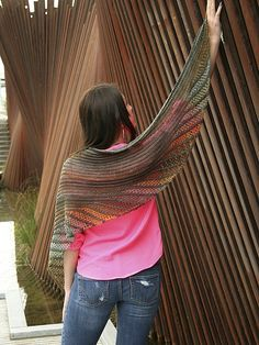 Ravelry is a community site, an organizational tool, and a yarn & pattern database for knitters and crocheters. Shawl Patterns, Knitting Patterns Free, Free Knitting, Free Pattern, Ravelry, Knitted Shawls, Crochet Scarves, Knit Or Crochet, Crochet Shawl