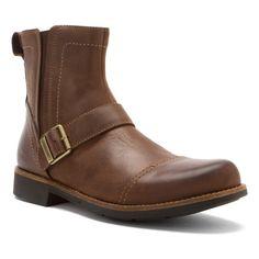 Clarks Men's Meldon Strap Boot - http://clarksshoes.info/shop/clarks-mens-meldon-strap-boot