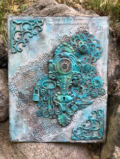 MM Steampunk Patina & Texture