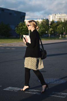 Alksne: WEEKEND #street #style #outfit