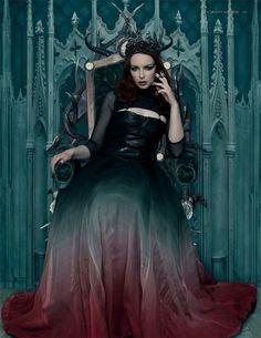 """Королева Беллатриса      Персонаж из книги """"Альянс Убийц"""""""