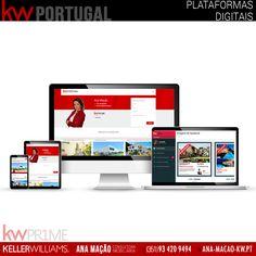 Para obter sucesso no mercado imobiliário de hoje, é imprescindível estar na vanguarda do marketing digital e da tecnologia porque, na KW - Keller Williams, o cliente está sempre em primeiro lugar. Lideramos o caminho no setor imobiliário com ferramentas desenvolvidas à medida, que melhoram a eficácia comercial. O nosso objetivo é estabelecer uma rede de comunicação global por forma acelerar a circulação da informação entre a rede de consultores da KW-Keller Williams e os potenciais…