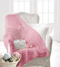 Baby Blanket & Booties