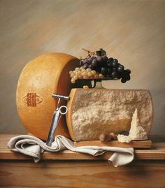 Il Grana Padano Dop | Il Latte Cheese Dreams, Scary Cakes, Cheese Party, Wine Cheese, Colour Pallete, Latte, Food Photography, Food And Drink, Baking