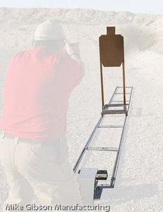 Attack Target.  moving target