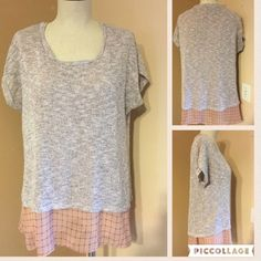 Last chance donating soon! Olivia Moon Olivia Moon Soft flowy shirt  Size •large  Like new Olivia Moon Tops Blouses