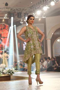 Designer Saira Rizwan Dresses Collection 2015