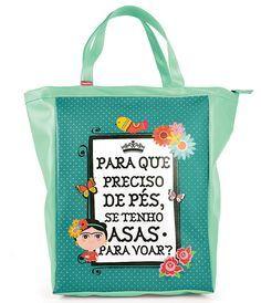 b11cd4b0b Frida Khalo em uma coleção poética. Sacola De PresenteRoupas ColoridasBolsa  ...