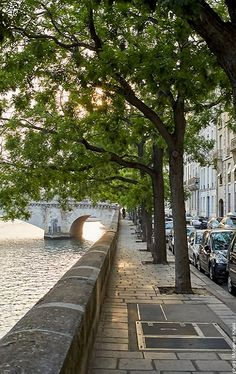 Île Saint-Louis, Paris, France | by Mohamed Khalil