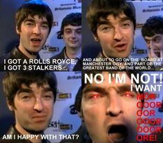 Gene Gallagher, Lennon Gallagher, Liam Gallagher Oasis, Indie Music, My Music, Great Bands, Cool Bands, Brit Pop Music, Oasis Music