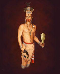 Chromesun mississippian priest digital painting - Cahokia - Wikipedia