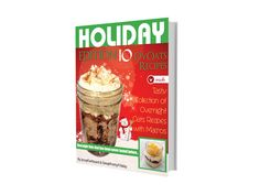#Holiday #OvOats #Recipes #eBook available 12/1!