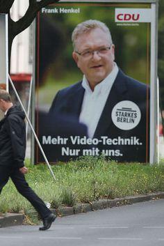 Berlin-Debakel: Sogar die Grünen überholen jetzt die CDU