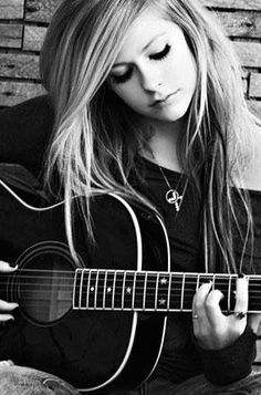 Avril Lavigne Breaks Down in Tears Over Her Battle With Lyme Disease. It IS that bad. She is not exaggerating.