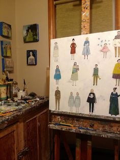 Amanda Blake: What I've been working on | Flickr - Photo Sharing!