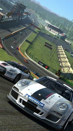 Start Your Engines: Real Racing 3 Now Available In US App Store And Elsewhere -- AppAdvice