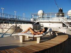 My style of cruising on Crystal Cruises