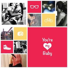 I love you,bab'! by Ally Palade | Created with @Slidely, the best way to explore and share photo & video collections in beautiful and creative ways. Check it out!