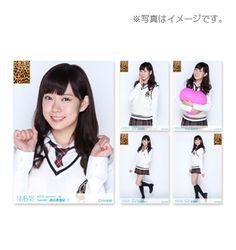 個別生写真5枚セット 2015.January 渡辺美優紀(TeamBII)