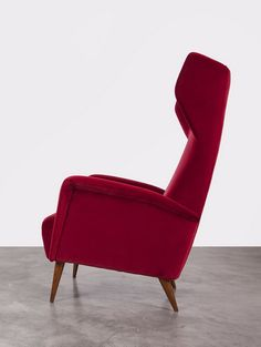 2014 - Art Basel Miami / Design - Gio Ponti, 'Armchairs Model Galleria O. Gio Ponti, Home Decor Furniture, Sofa Furniture, Retro Furniture, Wholesale Furniture, Soft Seating, Eames Chairs, Mid Century Decor, Mid Century Modern Furniture