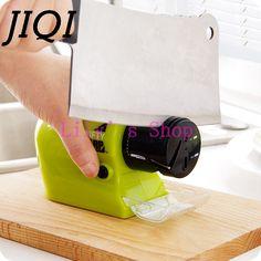 Electric Ceramic Knife Sharpener multifunction Sharpening Grinding Stone machine household Kitchen home use Grindstone Tools